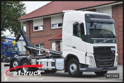 Camion polybenne Volvo FH 460 Hyva 20.60 Volll-Luft, Safety Pack,