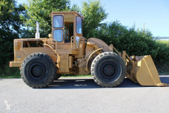 Læsser på dæk Caterpillar 966C 966 C Top Good Condition Wheel Loader