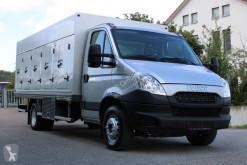 Teherautó Iveco Daily 65c17 Nutzlast 2.3 t Euro 5 Cold Car 5+5 használt hűtőkocsi