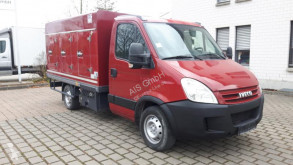Iveco Daily 35s10 Eis/Ice -33°C ColdCar 3+3 ATP 3/20 used refrigerated van