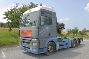 Kamión podvozok MAN TGA 26.430 2LL EURO 4