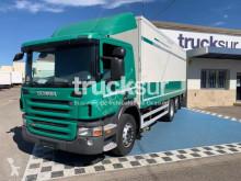 Camion fourgon Scania P 320