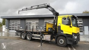 Camion Renault Gamme C 380.26 DTI 11 plateau occasion