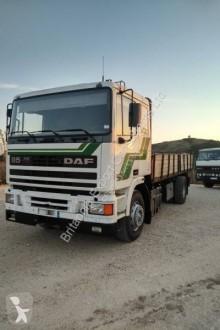 Camion platformă si obloane DAF 95 ATI 430