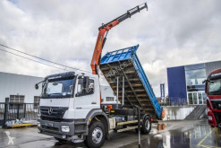 Mercedes Axor 1828 truck used tipper