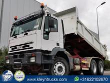 Iveco Eurotrakker 260E38 truck used three-way side tipper