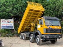 Mercedes half-pipe tipper truck 3234
