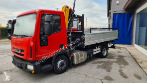 Iveco Eurocargo 80 E 19 truck used three-way side tipper
