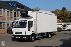 Camión Iveco Eurocargo 100 E 18 frigorífico multi temperatura usado