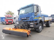 Iveco Trakker 310 used road sweeper