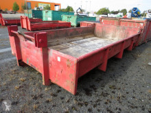 City Abrollcontainer used tipper