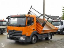 Mercedes Atego 821 K 2-Achs Kipper Meillernur 37TKM truck used three-way side tipper