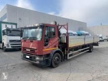 Camion plateau ridelles Iveco Eurocargo 150 E 23