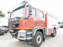 Camión Camion MAN TGM 13.290 FEUERWEHR 4x4 BB LÖSCHFAHRZEUG EURO 6