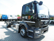 Camion MAN TGM 15/16.290 FAHRGESTELL 4x2 AHK EURO 6 châssis occasion