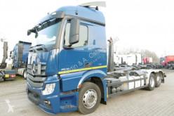 Camión multivolquete Mercedes ACTROS 2542 STREAM SPACE MEILLER RK 2070 EURO 6