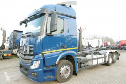 Camion dublu Mercedes ACTROS 2542 STREAM SPACE MEILLER RK 2070 EURO 6