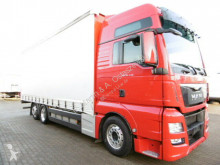 Camión lona corredera (tautliner) MAN TGX 26.440 XXL JUMBO EDSCHA STANDKLIMA EURO 6