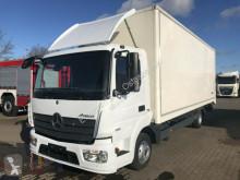 Camión furgón Mercedes Atego 818 Koffer 7.15m 3 Sitzer Euro 6 Junge