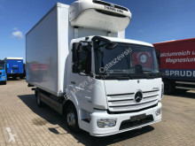 Mercedes Atego 816 Kühlkoffer Thermo King T600R Klima truck used refrigerated