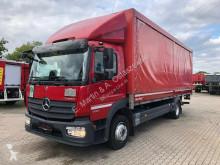 Mercedes Atego 1224 Plane 7.21m LBW AHK AUT Klima E6 truck used tarp