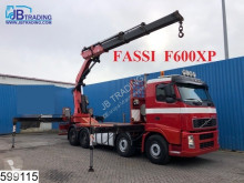 Volvo FH12 460 truck used flatbed