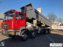 Camion MAN 35.364 Full Steel - Big axles - Manual - Mech p benne occasion