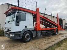 Iveco Cursor 350 truck used car carrier