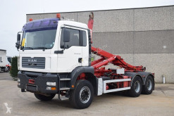 MAN hook arm system truck TGA 26.410