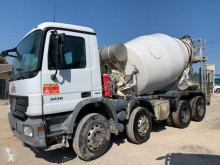 Camion betoniera cu rotor/ Malaxor Mercedes Actros 3236