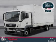 MAN TGL 12.220 4X2 BL truck used tarp
