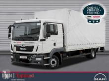 MAN tarp truck TGL 12.220 4X2 BL,AHK, Zusatzheizung, Klimaautomat