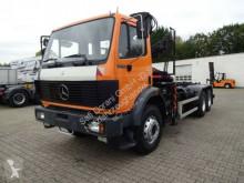 Camión Mercedes 2635 SK Abrollkipper+HAP K 10-1 Tachoscheibe