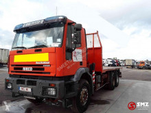 Camion Iveco Eurotrakker plateau occasion
