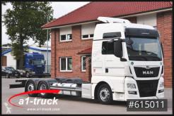 Camión lona MAN TGX 24.440 XXL, Jumbo BDF, ZF Intarder, 7450 / 7820