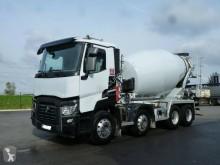 Kamión betonárske zariadenie domiešavač Renault Gamme C 430.32 DTI 11