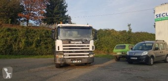 Scania L 114L340 truck used hook arm system