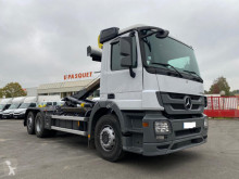 Mercedes Actros 2641 truck used hook arm system