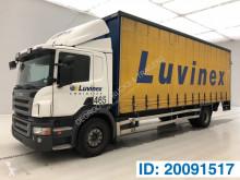 Scania tautliner truck P 270