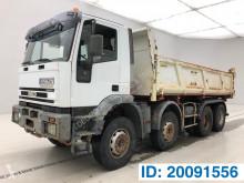 Camión volquete volquete bilateral Iveco Eurotrakker 380