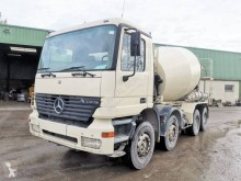 Mercedes Actros 3243 truck used concrete mixer