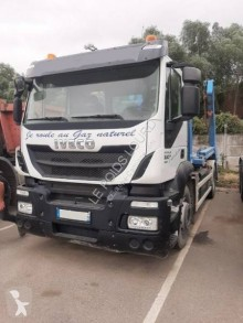 Camion multibenne Iveco Stralis AD 190 S 33 P