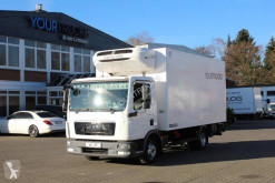 MAN multi temperature refrigerated truck TGL 8.180