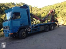 Volvo timber truck FH 470