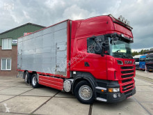 Camion bétaillère bovins Scania R 620