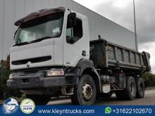 Camion Renault Kerax 370 bi-benne occasion