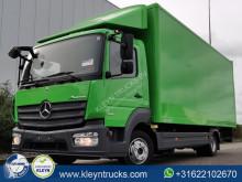 Камион Mercedes Atego 818 фургон втора употреба