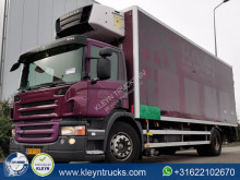 Scania P 340 truck used mono temperature refrigerated