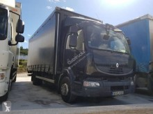 Camion Renault Midlum 220.13 DXI rideaux coulissants (plsc) occasion