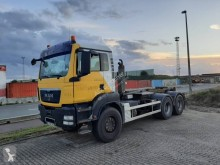 MAN TGS 33.360 truck used hook arm system